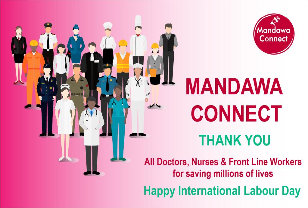 Happy International Labours Day 2021